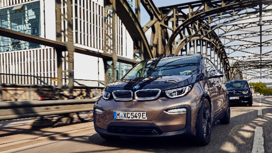 Der BMW i3 ist künftig in Europa ausschließlich rein elektrisch unterwegs – der Range Extender entfällt.
