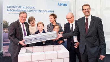 Mechatronic Competence Campus von Lenze