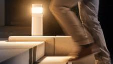Lichteffizienz mit Wow-Effekt Neue LED-Leuchten mit Bewegungsmelder von Theben