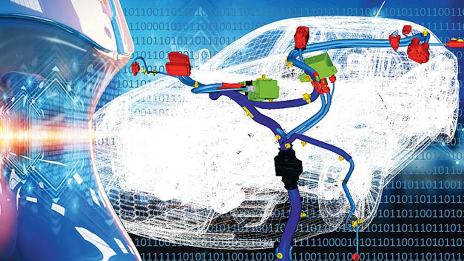 Hohe Nachfrage nach Bordnetzen im Visualisierungsbereich. Ein Standard-Tool ist speziell für diese Aufgabe entwickelt.