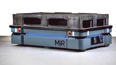 1_Transport-Roboter MiR500 von Mobile Industrial Robots