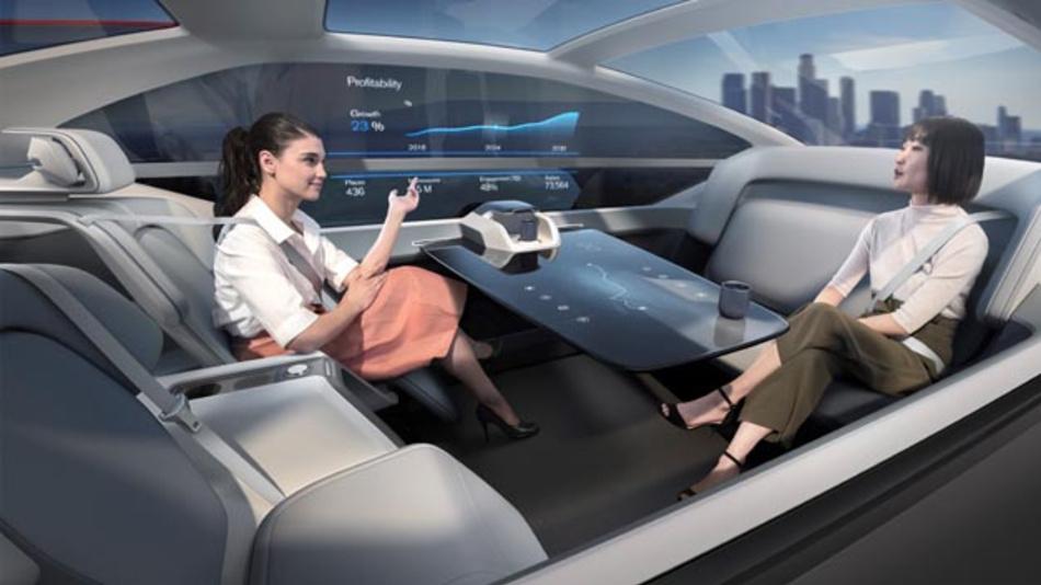 Volvo und Nvida arbeiten an einem KI-fähigen Core Computer, der beispielsweise mit einer 360-Grad-Erkennung und einem Fahrerüberwachungssystem den schwedischen Automobilhersteller bei der sicheren Einführung autonomer Fahrzeuge unterstützt.