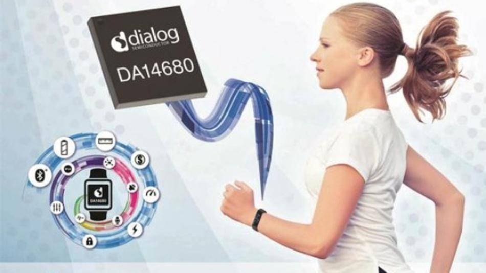 Dialog Semiconductor stellt u.a. Chips für das Powermanagement mobiler Geräte her.