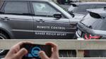 Fahrzeugsteuerung von außen per Smartphone