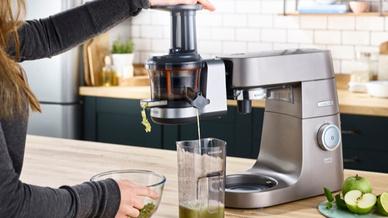 Kenwood Küchenmaschine Entsafter Slow Juicer
