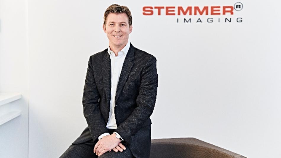Lars Böhrnsen, Stemmer Imaging: »Wir sind der Überzeugung, unser Produktportfolio um eine wichtige Technologie zu ergänzen und künftig Synergien heben zu können.«