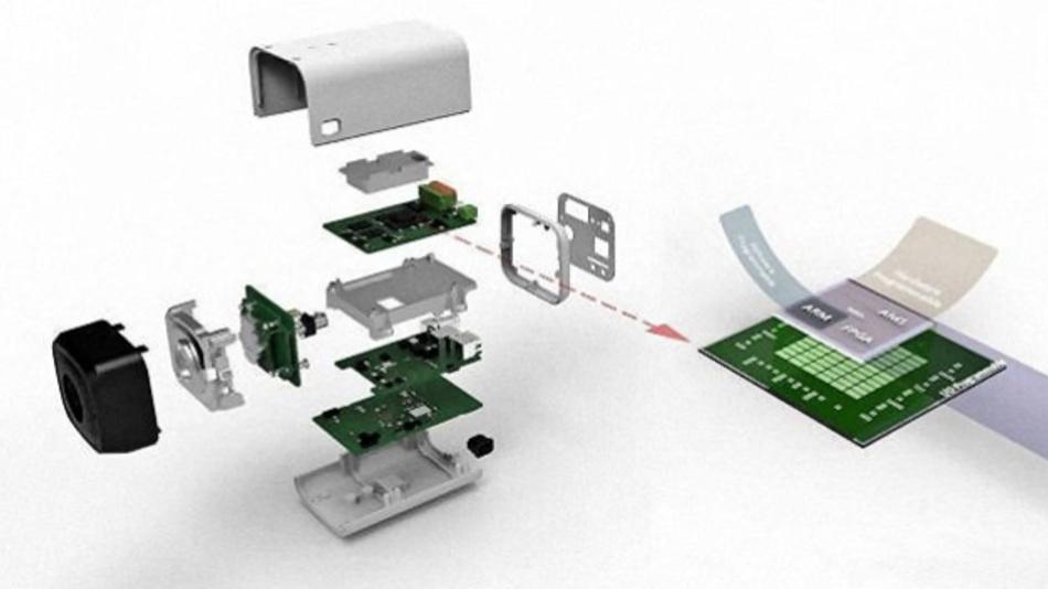 Megvii lässt die eigene KI-Software zur Bilderkennung auf den Zynq-SoCs von Xilinx laufen, die in den Kameras vom Typ MegEye-C3S arbeiten.