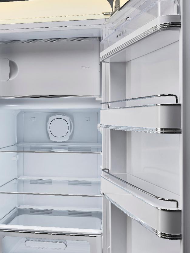 Smeg Kühlschrank Gefrierschrank