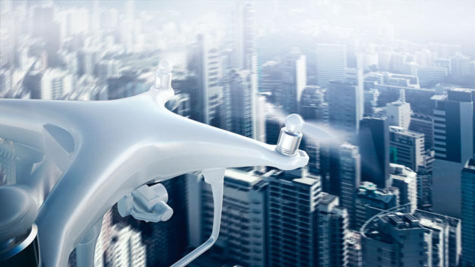 Flugtaxis, bemannte Drohnen, autonome Autos. Ein Zukunftsszenario, das neue Jobs kreieren könnte.
