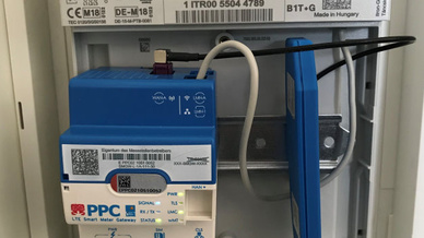 PPC Smart Meter Gateway