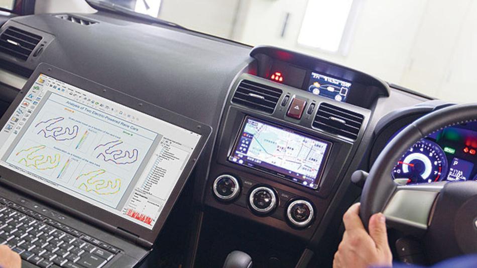 Fortschreitende Elektrifizierung verändert die Automobilindustrie.