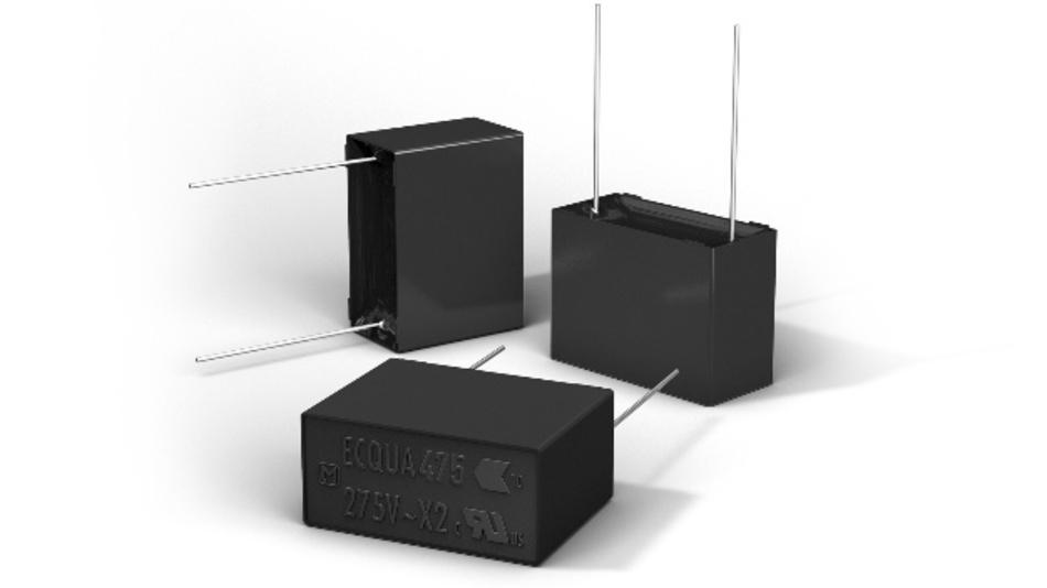 Die ECQUA-Produktfamilie von Panasonic.