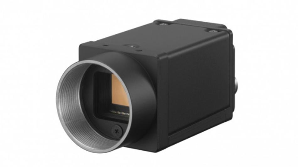 Das Kameramodul XCG-CP510 von Sony liefert 5,1 MP Bilder bei 23fps.