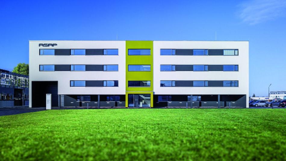 ZF beteiligt sich an der ASAP-Holding GmbH mit Sitz in Gaimersheim.