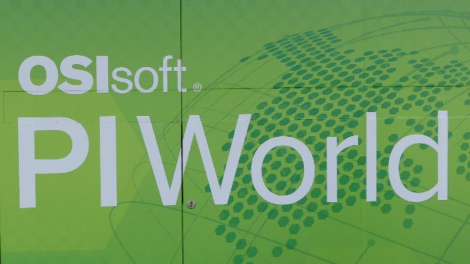 Von 24. bis 27. September fand in Barcelona die PI-World von OSIsoft statt.