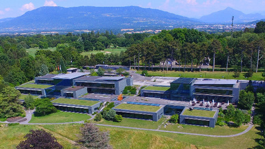 WEF Headquarter