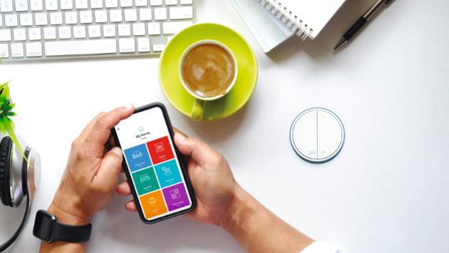 Smart Home Smart vernetzt mit Bluetooth