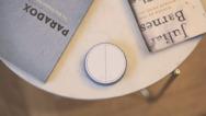 Der kabellose Beyon-Taster ist mit Bluetooth Low Energy ausgestattet und arbeitet batterielos.