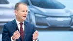 VW-Konzernchef Herbert Diess wird 60
