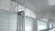 Die schwere Gitterrinne »SGR« aus 6-mm-Draht ist belastbarer und flexibler einsetzbar als herkömmliche Gitterrinnen.