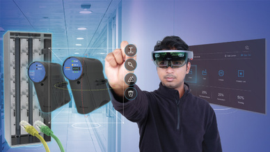 Augmented Reality industrielle Anwendung