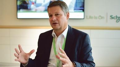 Jürgen Seifert von Schneider Electric