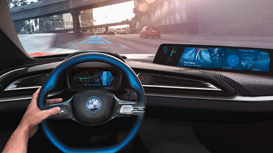 Bis 2021 möchte BMW ein autonomes Kraftfahrzeug auf den Markt bringen.