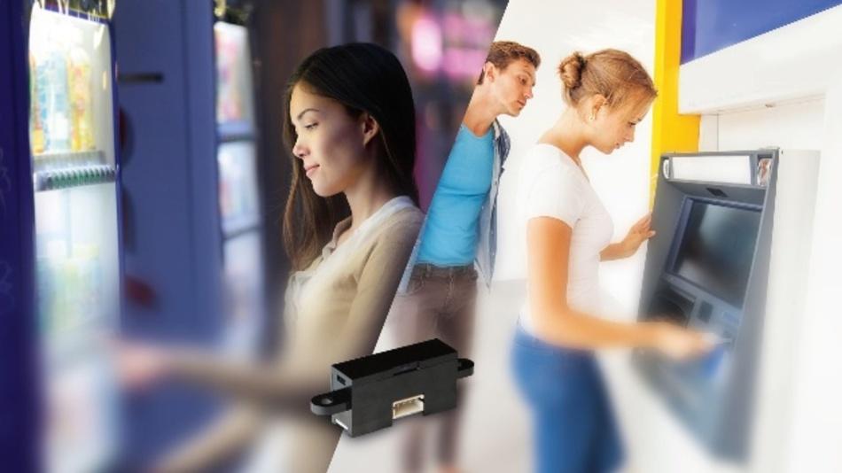 Omron zeigt auf der Messe unter anderem IoT-fähige Sensoren für Digital Signage und die Gebäude- und Fabrikautomation. Die USB- und Leiterplattenversionen des Umgebungssensors Omron 2JCIE geben sieben verschiedene Messdaten in einer einzigen Geräteeinheit aus. Sensoren wie Omrons HVC-Modul (Human Vision Component), das vielerlei Gesichtsmienen erkennt, und der Sensor 2JCIE-BL01, der mehrere Faktoren in der lokalisierten Umgebung messen kann, eignen sich für die autonomen, intelligenten, smarten Gebäude der Zukunft. Der HVC-P2 B5T ist ein Gesichtserkennungssensor für zehn wesentliche Bilderfassungsfunktionen. Der Umgebungssensor 2JCIE-BL01/-P1/BU01 misst Temperatur, Feuchtigkeit, Lichthelle, Luftdruck, Rauschen und Beschleunigung in einem einzigen kompakten Modul mit Bluetooth-Konnektivität und integriertem Speicher für die Messdatenerfassung. Der Staubsensor B5W-LD erfasst 0,5 Mikrometer kleine Partikel und bietet einen hohen Luftdurchsatz für eine noch höhere Sensitivität. Der ultrakompakte seismische Sensor D7S unterscheidet zwischen echten Erdbeben und anderweitig bedingten seismischen Unruhen. Der Wärmesensor D6T eignet sich ideal für die Gebäudeautomation. Es misst die Raumtemperatur und kann die Anwesenheit von Menschen feststellen, selbst wenn diese sich nicht bewegen.  Omron, Halle B3, Stand 560