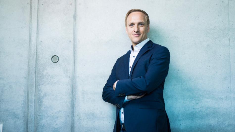 Chief Innotavion Officer Jürgen Müller ist ab 1. Januar 2019 neues Mitglied des SAP Vorstandes.