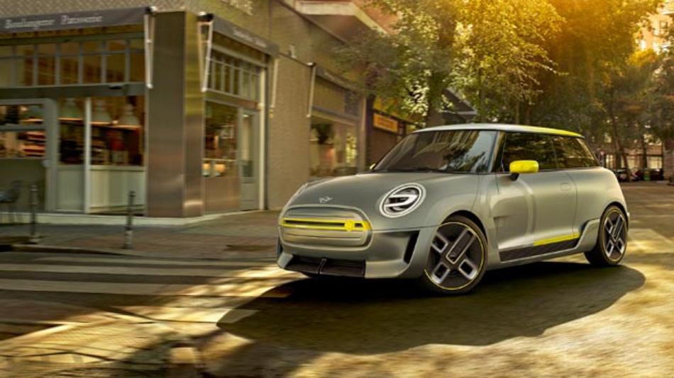 Das BMW-Werk in Dingolfing liefert ab 2019 Batterien für den vollelektrischen Mini.