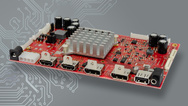 LCD Controller Board eMotion UHDII