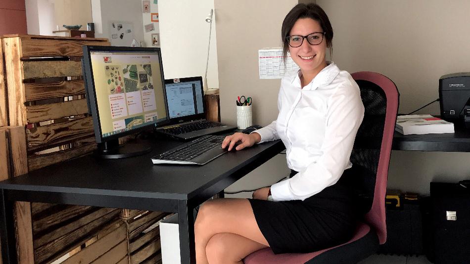 Eva Helmstetter absolviert bei Würth Elektronik eiSos das Bachelorprogramm STUP.