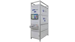 """Das Prüfsystem """"UTP 5065 RTS"""" von Noffz eignet sich zum Testen von Radarsensoren."""