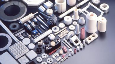 Feinkeramikkomponenten