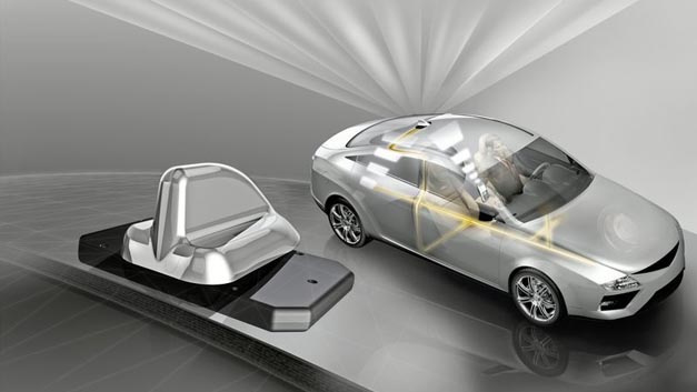 High-performance intelligent antennas are the key technology for holistic vehicle connectivity.