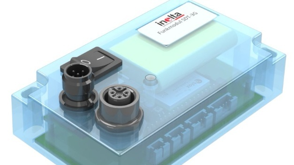 Neu im Portfolio der Endrich Bauelemente GmbH ist das Radarmodul K-LC7 von RFbeam. Der 24-GHz-Radar-Sensor verfügt über zwei Empfangskanäle. Damit kann gemessen werden, unter welchem Winkel ein Objekt detektiert wurde. Mit geeigneter Signalverarbeitung ist so eine 2D-Erfassung bewegter und statischer Objekte möglich. Darüber hinaus lässt sich die Bewegungsrichtung eines Objektes feststellen. Der Detektionsbereich des Moduls beträgt 80 x 34 Grad, wobei auch Winkel über 80 Grad erfasst werden können. Für die Distanzauswertung von bewegten und statischen Zielen ist die Sendefrequenz von 24 bis 24,25 GHz modulierbar. Für die Linearisierung eines FMCW-Sweeps und den weltweiten Einsatz lässt sich über einen Divider-Ausgang die genaue Sendefrequenz mit einem externen Controller mess- und einstellen. Die Sendefrequenz wird durch eine interne Kompensation über einen weiten Temperaturbereich nachgeregelt. Obwohl das Modul mit den Abmessungen 25 x 38 mm sehr kompakt ist, sind die I/Q-Kanäle für eine Richtungsmessung in beiden Empfangskanälen auf die Modulstecker geführt. Das K-LC7 eignet sich unter anderem für das Zählen von Personen oder Fahrzeugen, im FMCW-Betrieb lassen sich damit auch Sensoren für eine Kollisionserkennung im Nahbereich von 1 bis 20 m realisieren. Eine weitere Anwendung ist die automatische Positionierung von Kameras in der Sicherheitstechnik.Endrich, Halle C3, Stand 301