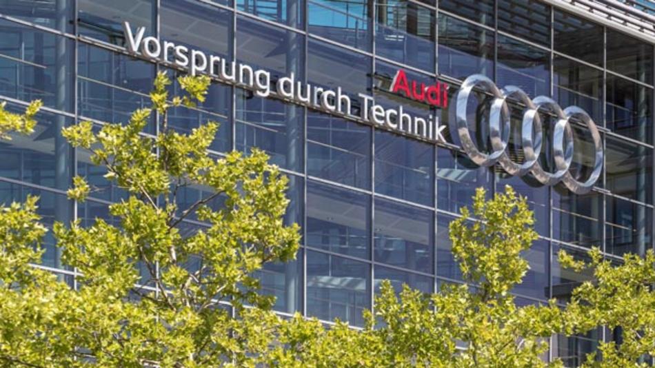 Audi und Umicore entwickeln einen geschlossenen Kreislauf für Bestandteile von Hochvoltbatterien, die dadurch immer wieder von neuem nutzbar sind.