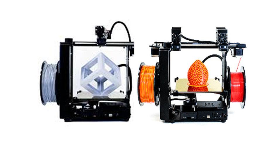 Farnell element 14 erweitert sein Sortiment an 3D-Drucker um die Modelle M3-SE und M3-ID von MakerGear.