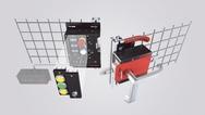Schutztürensystem MGB2