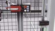 Abgesetzte Montage beim Schutztürensystem MGB2