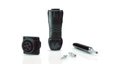 Steckverbinder Als Kabel- und Flanschverbinder erhältlich