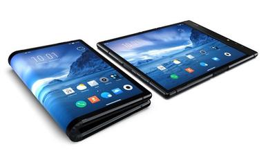 Royole FlexPai faltbares Smartphone