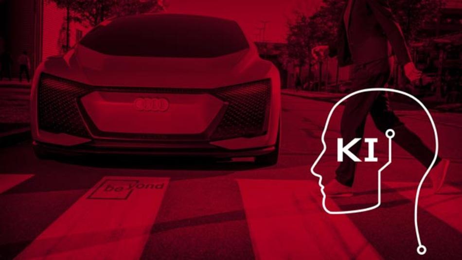 Eine Gesellschaft, in der künstliche Intelligenz die Menschen voranbringt: Um dazu einen Beitrag zu leisten, hat Audi die beyond-Initiative gegründet, ein Netzwerk mit KI-Experten aus Start-Ups und der Wissenschaft.