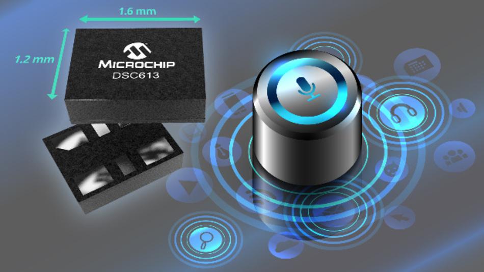 Der branchenweit kleinste MEMS-Taktgenerator DSC613 bietet bis zu 80 Prozent Platzersparnis auf der Leiterplatte.