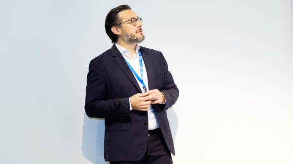Professor Sami Haddadin ist Direktor der neu eröffneten Munich School of Robotics and Machine Intelligence.