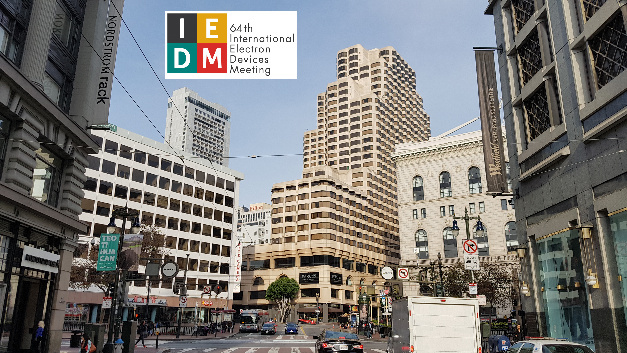 Schauplatz des 64. International Electron Devices Meeting ist das Hilton Union Square in San Francisco.