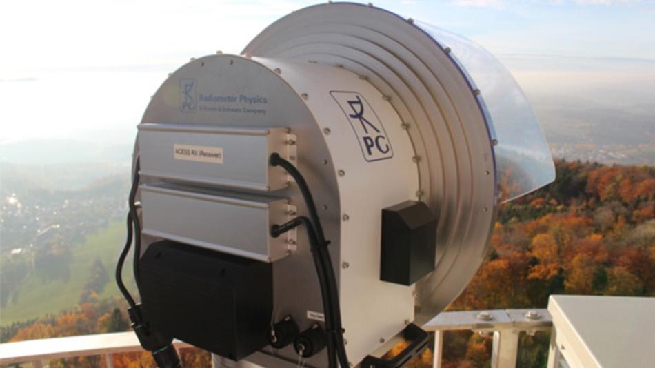 Der höhere Millimeterwellen-Frequenzbereich bietet Bandbreiten mit mehreren GHz für Backhaul- und Fronthaul-Verbindungen bei 5G.