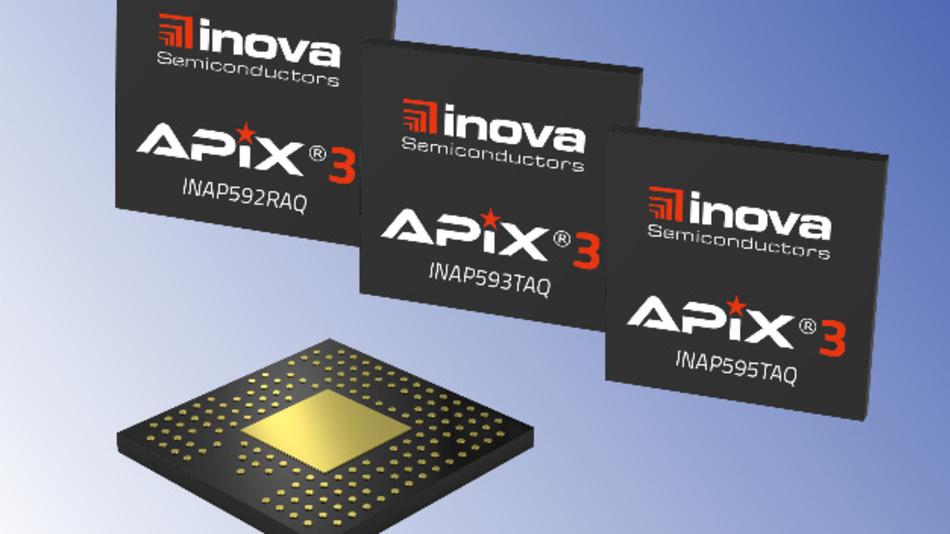 Die neuen Bausteine der APIX3-Familie sind für gängige Displays (z.B. 2880 x 1080 x 24 Bit, 60 Hz) in Automobilen ausgelegt. Aber auch Video-Auflösungen bis zu Ultra High Definition (UHD) und Farbtiefen bis zu 30 Bit sind möglich.