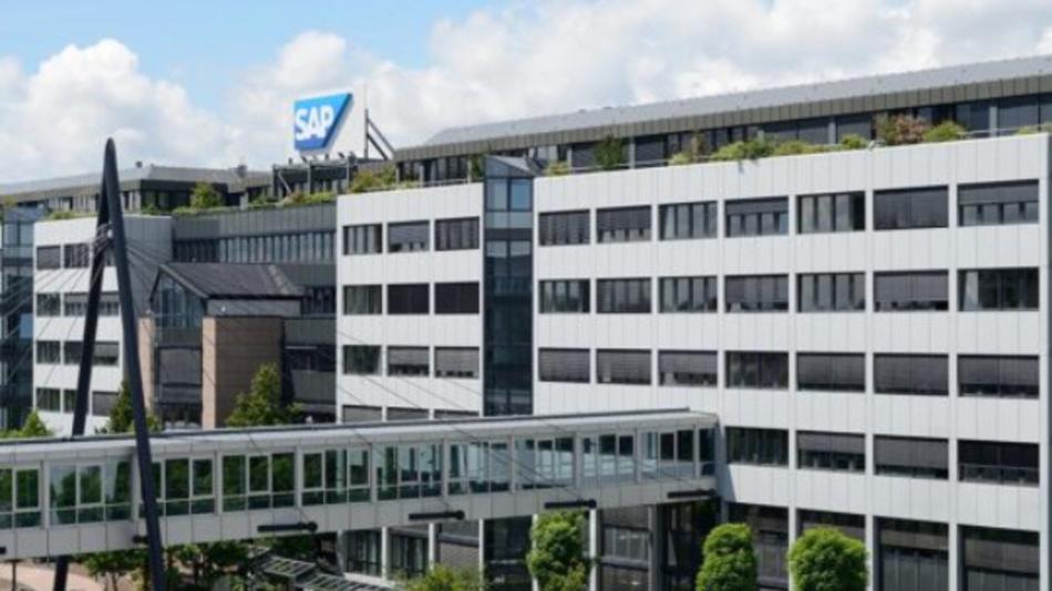 Der Hauptsitz von SAP in Walldorf.