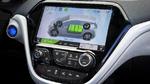 Display Anzeige über Batteriezustand im Opel AmperaE